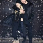 Paris Jackson With Tom Kilbey