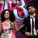 Pearle Maaney hosting 'D3 - D 4 Dance'