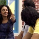 Pearle Maaney in Bigg Boss Malayalam Season 1