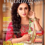 Pearle Maaney on the cover of Wedding Life magazine