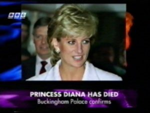 News of Diana's death was confirmed at 3 am