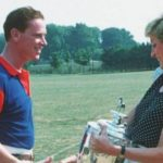 Princess Diana With Her Ex-Boyfriend James Hewitt