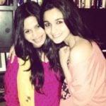 Rahul Bhatt Step Sisters- Alia Bhatt and Shaheen Bhatt