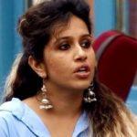 Ranjini Haridas in Bigg Boss Malayalam Season 1