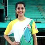 Ranjini Haridas in Celebrity Badminton League 2016