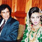 Reham Khan With Her First & Ex-Husband Ejazur Rehman