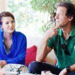 Reham Khan With Her Second & Ex-Husband Imran Khan