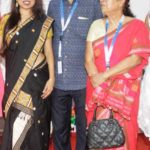 Rima Das With Her Parents