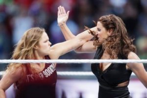 Ronda Rousey Attacked Stephanie MacMahon