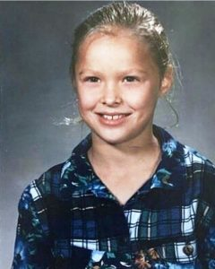Ronda Rousey Childhood Photo