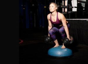 Ronda Rousey Gym Lover