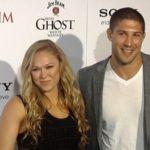 Ronda Rousey With Her Ex-boyfriend Schaub