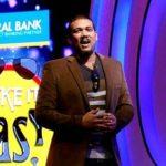 Sabumon Abdusamad hosting 'Take It Easy'