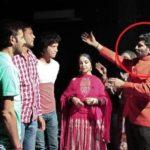 Sahil Singh Sethi as a theatre director
