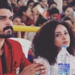 Shiyas Kareem with VJ Pearle Maaney