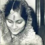 Shobhana Bharti's Mother