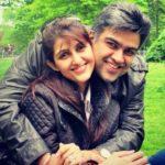 Siddharth P Malhotra With His Sister