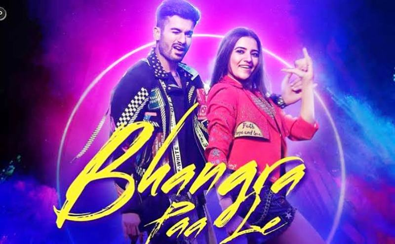 Sunny Kaushal in Bhangra Paa Le