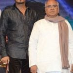 Sushanth Maternal Uncle Akkineni Nagarjuna and Maternal Grandfather Akkineni Nageswara Rao