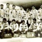 Syed Abdul Rahim - 1962 Asian Games football gold medal winning team India