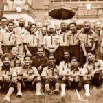 Syed Abdul Rahim - Indian Football Team at the 1952 Helsinki Olympics