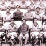 Syed Abdul Rahim - Indian Football Team at the 1960 Rome Olympics
