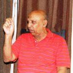 Syed Abdul Rahim's son Syed Shahid Hakim