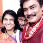 Tanish With His Parents