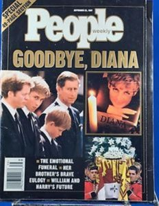 The 'Goodbye Diana'