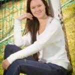 Thibaut Courtois's ex-girlfriend Caroline Lijnen