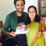 Vaibhav Tatwawaadi With His Mother