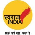 Yogendra Yadav's Party Swaraj India