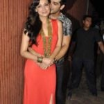 Zayed Khan With Dia Mirza
