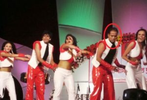 Abhijeet Shinde's Performing With His Team