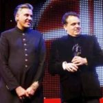 Sandeep Khosla & Abu Jani honored at Asian Awards 2010