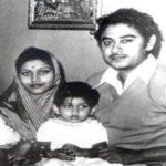 Amit Kumar Parents