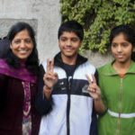 Arvind Kejriwal's Wife and Children