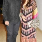 Atul Agnihotri With His Wife Alvira Khan