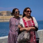 Atul Agnihotri's Mother and Mother-in-Law