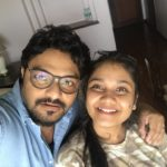 Babul Supriyo with Sharmilee