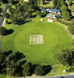 Bradman Oval was named after Don Bradman