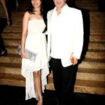 Dalip Tahil with his daughter