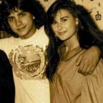 Demi Moore with John Stamos