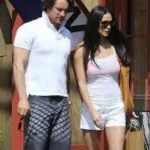 Demi Moore with Martin Henderson