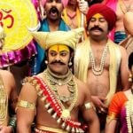 Devdatta Nage as Lord Khandoba in 'Jai Malhar'