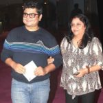 Deven Bhojani with his wife Jagruti Bhojani