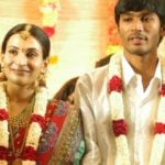 Dhanush and Aishwarya's Marriage Photo