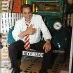 Dharmendra's Vintage Car