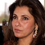 Nitara's Grandmother (Maternal) Dimple Kapadia