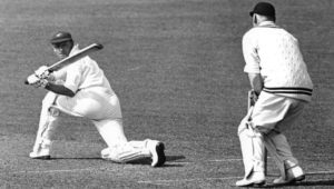 Don Bradman was the youngest Australian to hit a century